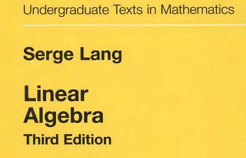 reobrei u2022 blog archive u2022 serge lang undergraduate algebra solutions rh reobrei informe com serge lang linear algebra solutions manual free download Solving Linear Equations Worksheets